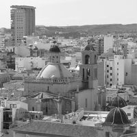 Co-Cathedral Of Saint Nicholas Of Bari, Cathedral in Alicante.