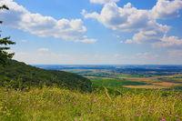 Landschaft bei Iphofen
