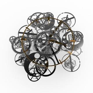 Clockwork Metal