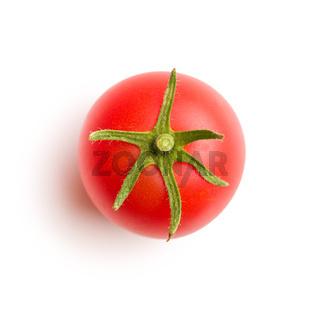 Tasty red tomato.