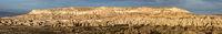 Panoramic view of Mount Aktepe