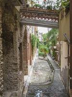 Taormina in Sicily
