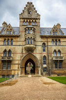 The Meadow Building. Christ Church. Oxford University. England