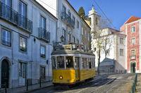 Stadtansichten Lissabon V