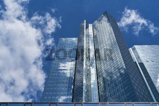 Moderne Business Architektur in Frankfurt am Main