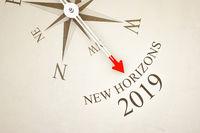 Compass New Horizons 2019