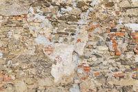 Details einer alten Mauer | Details of an old wall