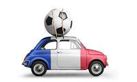 France football car