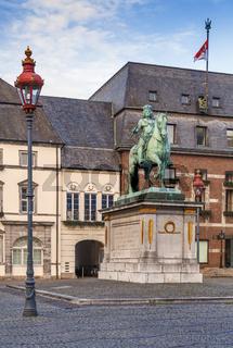 Statue of Jan Wellem, Dusseldorf, Germany