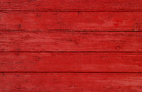Red vintage painted wooden panel background