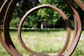 Skulpturenbiennale Blickachsen Bad Homburg