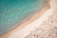 Cala en Turqueta (Turqueta Beach) in Menorca, Spain
