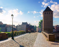 Pont Couverts in Strasbourg
