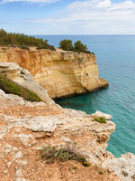 Küstenlandschaft Algarve