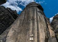 Jaeckel Fels im Pfaffenstein