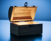 small treasure chest shady