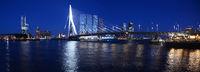Erasmusbrücke, Rotterdam