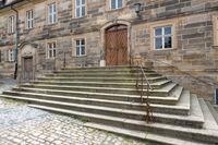 building fasade in Bamberg Bavaria Germany