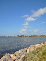 Lemkenhafen auf der Insel Fehmarn,Ostsee,Schleswig-Holstein,Deutschland