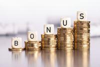 Steigender Bonus