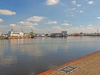 Fischereihafen von Bremerhaven