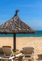Vietnamese recreation beaches