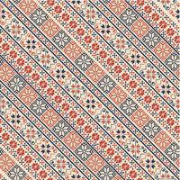 Palestinian embroidery pattern 32