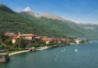 Cannobio am Lago Maggiore,Piemont,Italien