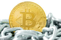 Bitcoin is chained in a chain