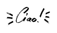 Ciao - Modern calligraphy lettering