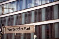 Auswärtiges Amt der Bundesrepublik Deutschland am Werderscher Markt, Berlin