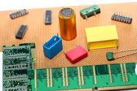 platinen und elektronikbauteile