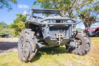All terrain vehicle Boquete Panama