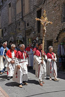 christian procession