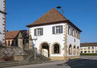 Rathaus, Ottersheim