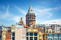 View on Galata Tower