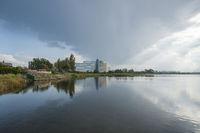 Binnensee in Heiligenhafen