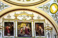 Gallery of the History of Acient Painting,  The Hermitage, St. Petersburg, Russia