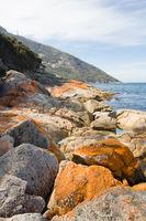 Freycinet Beach Landscape