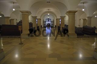 Hohenzollern Gruft,  Berliner Dom, Berlin, Deutschland