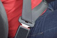 Sicherheitsgurt im Auto