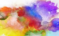 farben raster aquarell abstrakt