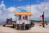 Kiosk Süddorfer Strand
