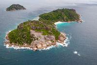 Grande Soeur, Seychellen