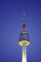 SOUTHKOREA SEOUL CITY TOWER