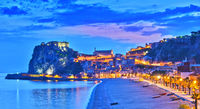 The city of Scilla in the Province of Reggio Calabria