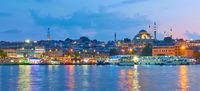 Panarama of Istanbul