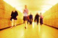 pedestrian underground infrastructure tunnel
