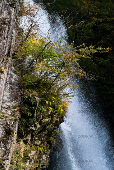 Ryuyo Gorge Nikko Tochigi Japan