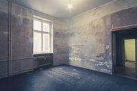 empty room before renovation - renovating apartment -